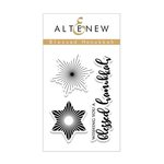 Altenew - Clear Acrylic Stamps - Blessed Hanukkah