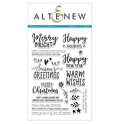 Altenew Happy Holidays