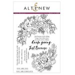 Altenew - Clear Acrylic Stamps - Just Because