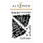 Altenew - Christmas - Clear Acrylic Stamps - Night Before Christmas