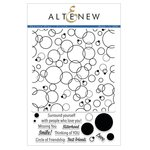 Altenew - Clear Photopolymer Stamps - Pattern Play - Circle