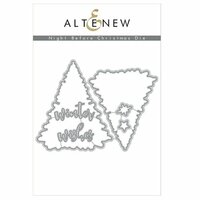 Altenew - Christmas - Dies - Night Before Christmas