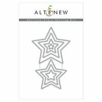 Altenew - Dies - Nesting Halftone Stars