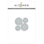 Altenew - Christmas - Dies - 3D Circle Ornament