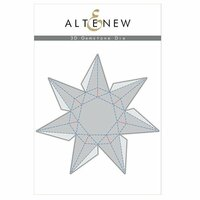 Altenew - Christmas - Dies - 3D Gemstone