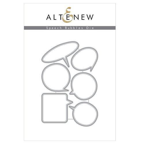 Altenew - Dies - Speech Bubbles Set