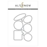 Altenew - Dies - Speech Bubbles Set