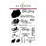 Altenew - Clear Acrylic Stamps - Story of Us