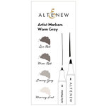 Altenew - Artist Markers - Warm Gray