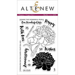 Altenew - Clear Acrylic Stamps - Happy Together
