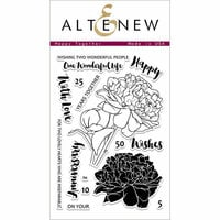Altenew - Clear Photopolymer Stamps - Happy Together