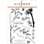 Altenew - Clear Acrylic Stamps - Never Give Up