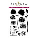 Altenew - Clear Photopolymer Stamps - Wild About You