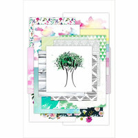 Altenew - Our Family Collection - 12 x 12 Paper Pack - 36 Sheets