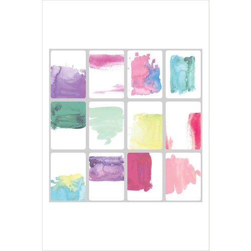 Altenew - Our Family Collection - 3 x 4 Journaling cards
