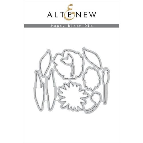 Altenew - Dies - Happy Bloom