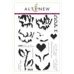 Altenew - Clear Acrylic Stamps - Sewn with Love