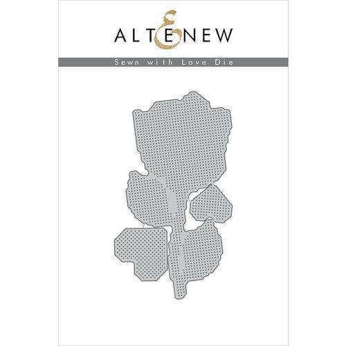 Altenew - Dies - Sewn with Love