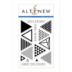 Altenew - Clear Acrylic Stamps - Trigonometry