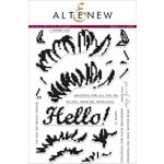 Altenew - Clear Acrylic Stamps - Cross Stitch Flower