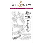 Altenew - Clear Photopolymer Stamps - Focus on You