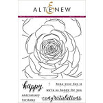 Altenew - Clear Acrylic Stamps - Mega Succulent