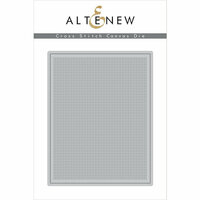 Altenew - Dies - Cross Stitch Canvas