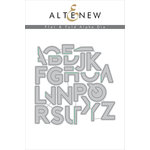 Altenew - Dies - Flat and Fold Alpha