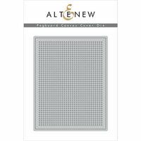 Altenew - Dies - Pegboard Canvas Cover