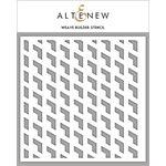 Altenew - Stencil - Weave Builder