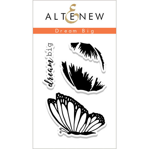 Altenew - Clear Photopolymer Stamps - Dream Big