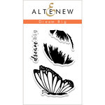 Altenew - Clear Acrylic Stamps - Dream Big