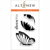 Altenew - Clear Photopolymer Stamps - Dream Big