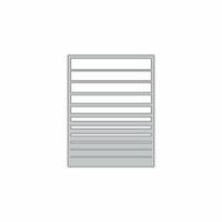 Altenew - Dies - Gradient Stripes Cover