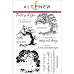 Altenew - Clear Acrylic Stamps - In My Thoughts