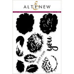 Altenew - Clear Acrylic Stamps - Just for You