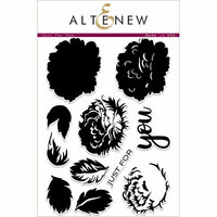 Altenew - Clear Photopolymer Stamps - Just for You