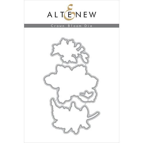 Altenew - Dies - Crown Bloom