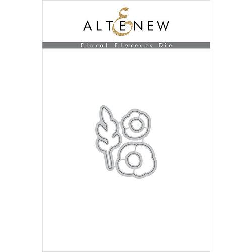 Altenew - Dies - Floral Elements