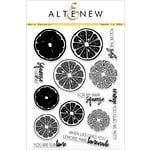 Altenew - Clear Acrylic Stamps - Main Squeeze