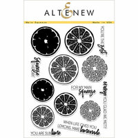 Altenew - Clear Photopolymer Stamps - Main Squeeze