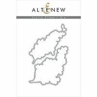 Altenew - Dies - Starry Flowers
