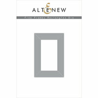Altenew - Dies - Fine Frames Rectangles