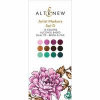 Altenew - Artist Markers - Set D
