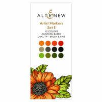 Altenew - Artist Markers - Set E