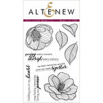 Altenew - Clear Acrylic Stamps - Cherished Memories
