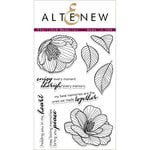 Altenew - Clear Photopolymer Stamps - Cherished Memories