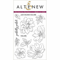 Altenew - Clear Photopolymer Stamps - Perfectly Perfect