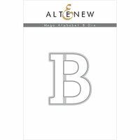 Altenew - Dies - Mega Alphabet - B