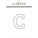 Altenew - Dies - Mega Alphabet - C